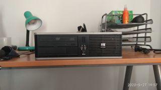PC HP para piezas + pantalla