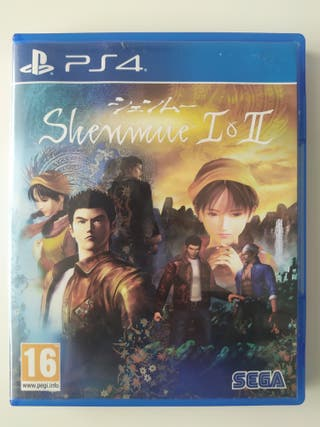 Shenmue I-II(PS4)