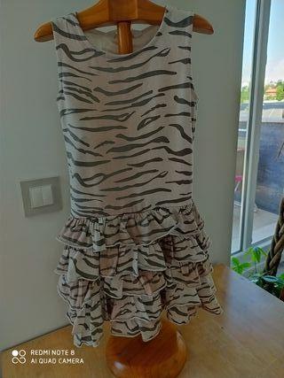 Vestido H&M talla 6-8