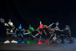 Rahkshi del 2002 LEGO - Bionicle