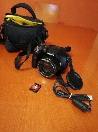 cámara Sony + accesorios