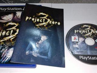 Project Zero 3 Ps2