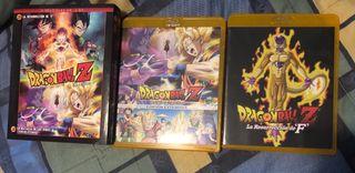 Dragon Ball BLuRay 2 pack