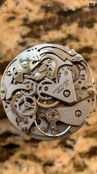 Reparación y mantenimiento de relojes