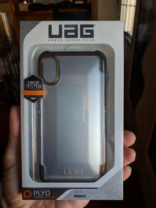 Funda UAG PLYO para Iphone X/Xs