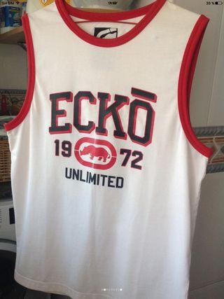 Camiseta tirantes chico ECKO