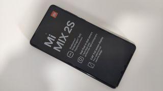 Móvil Xiaomi Mi Mix 2S 6GB + 128 GB Nuevo
