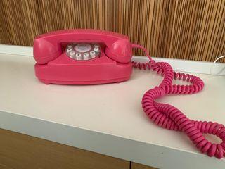 Teléfono vintage. Entrega el pamplona