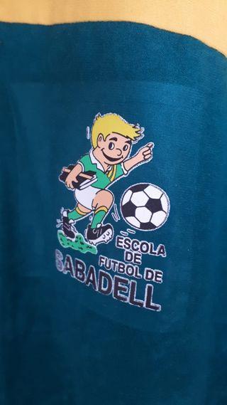 Sudadera original de la Escuela de futbol de SABAD