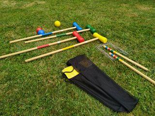 Juego croquet