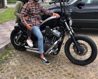 Harley Davidson 1200XL nightster