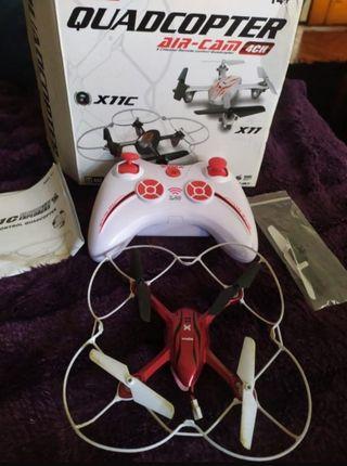 quadcoptero ( ni incluye batería )