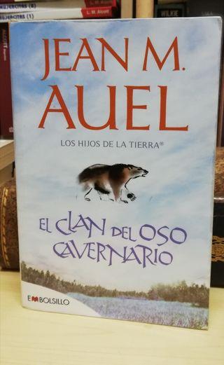 EL CLAN DEL OSO CAVERNARIO, JEAN M. AUEL