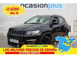 Jeep Compass 1.6 Multijet Night Eagle 4x2 E6D 88 kW (120 CV)