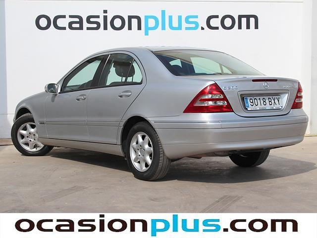Mercedes-Benz Clase C C 200 K Elegance 120 kW (163 CV)