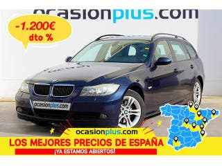 BMW Serie 3 320d Touring 130 kW (177 CV)