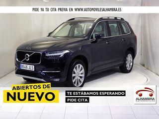 Volvo Xc90 2.0 D5 MOMENTUM 7 PLAZAS AUTO 4X4