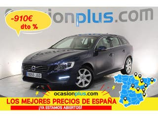 Volvo V60 D2 Momentum Autom. 85kW (115CV)