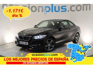 BMW Serie 2 218d Coupe 105 kW (143 CV)