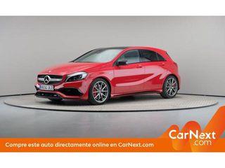 Mercedes-Benz Clase A Mercedes-AMG A 45 4MATIC 280 kW (381 CV)