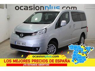 Nissan NV200 Combi 1.5 dCi Comfort 7 Plazas 81 kW (110 CV)
