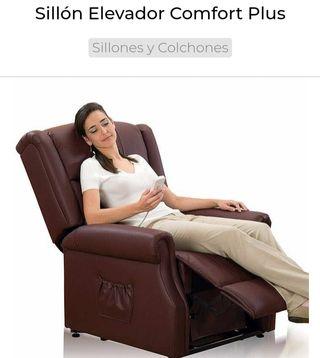 SILLON RELAX ELECTRICO COMFORT PLUS