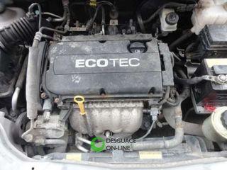 Motor 4ea Chevrolet Aveo 08-11 1.4 16v