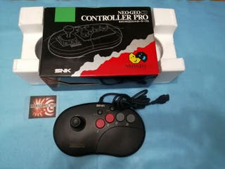 NEO GEO NEW STYLE ARCADE Fighting Stick BOXED SNK