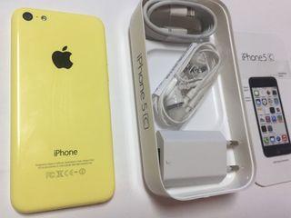 IPhone 5C, 16 GB, Amarillo