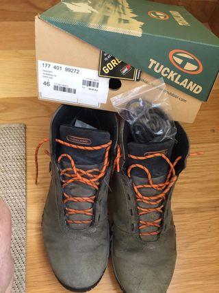 Botas de monte Tuckland Talla 46