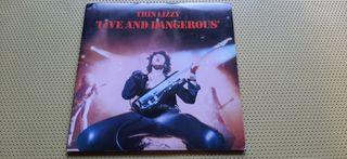 Doble vinilo de Thin Lizzy