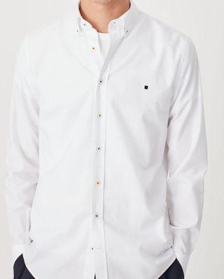 Camisa Purificación García Talla 5 Blanca