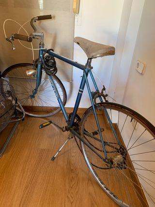 Bicicleta Rabasa Derbi clásica