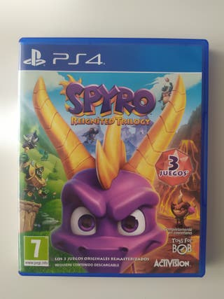 Spyro Reignited Trilogy(PS4)