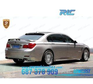 BMW F01 F02 SPOILER TRASERO