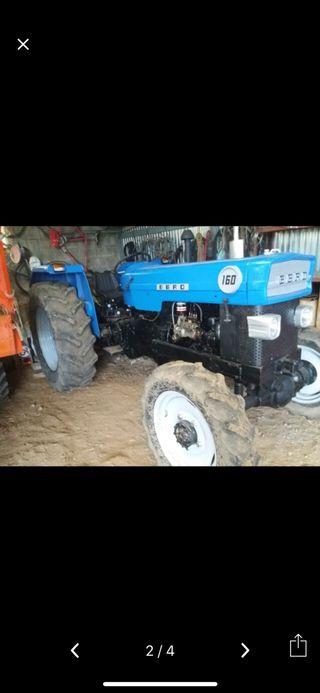 Tractor ebro doble traccion