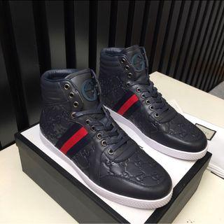 zapatillas Gucci originales en su caja