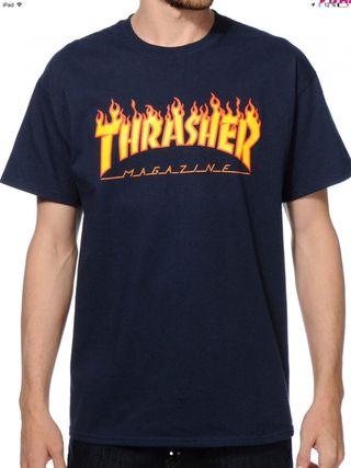 THRASHER. CAMISETA ORIGINAL