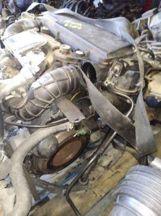 Motor completo Ford Fiesta