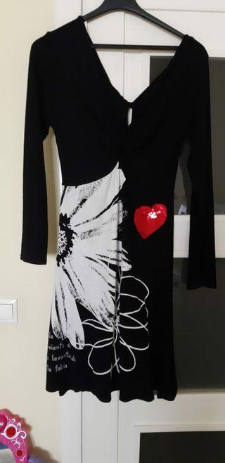 vestido Desigual talla 40
