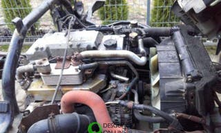 Motor Mitsubishi Canter Fuso