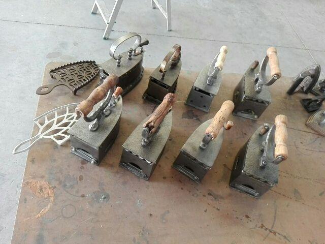planchas de carbón