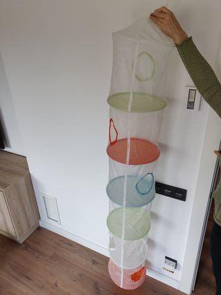 Movil estante para pañuelos, juguetes, etc. Nuevo