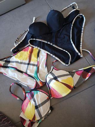 lote de dos bikini Burberry L