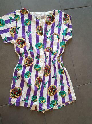 mono algodón pijama verano