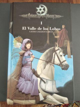 Libro Valle de los Lobos