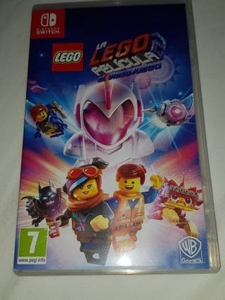 Juego nintendo switch La Lego Pelicula