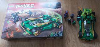 LEGO Ninjago - Reptador Ninja Nocturno