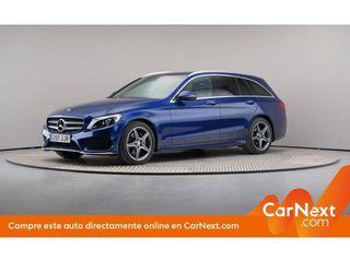 Mercedes-Benz Clase C Estate 220 d AMG Line Estate 125 kW (170 CV)