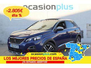 Peugeot 3008 SUV BlueHDI GT EAT8 132 kW (180 CV)